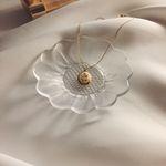 유리 꽃 접시 (11.5cm)