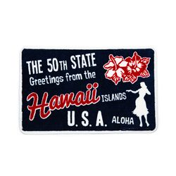 Floor Mat HAWAIIAN FLOOR MAT