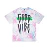 TIE DYE OVERSIZED T-SHIRTS PINK