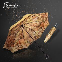 [시에라리 2단 양우산]명품양산 고급선물 부모님선물 소옥