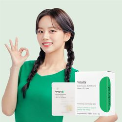 위클리랩 바이탈리 23가지 종합 멀티 미네랄 비타민 4주