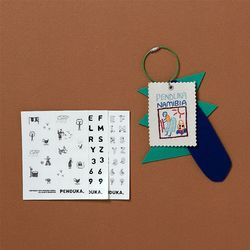 PENDUKA Finger SET (Ring & Sticker)