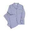 MEN GINGHAM CHECK NAVY