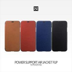 아이폰 XS Max 파워서포트 플립 에어자켓