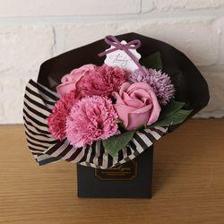 [더로라]어버이날 꽃다발 박스-꽃다발 바스켓 MUU903