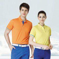 PHNT05 ATB 와플 카라 삼배색 티셔츠 W