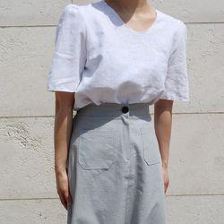 Sweet linen blouses(린넨100)