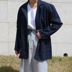 Simple linen jacket(린넨100)