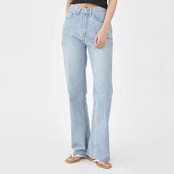 alive light long denim pants (s m)