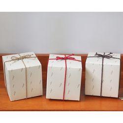 풀잎 쿠키 상자 5개