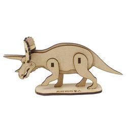 [모또] 트리케라톱스 공룡 만들기 입체퍼즐