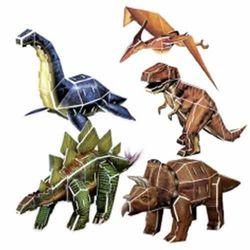 [스콜라스]공룡 시리즈3D종이입체퍼즐