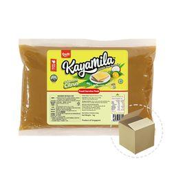 카야밀라 시트러스 귤 칼라만시 카야잼 1kg 1박스