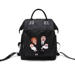 모던 패밀리 기저귀가방 백팩