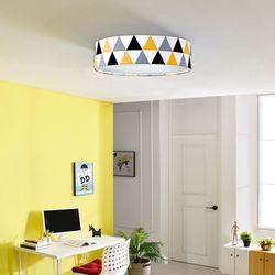 LED 모던체크 방등 50W
