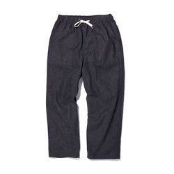 Ocean Fatigue Pants black denim