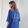 아더로브 유니섹스 유스 서클 티셔츠 ATS191001-BL