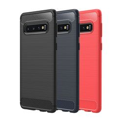 LG V30플러스 카본 젤리 케이스 (P137)