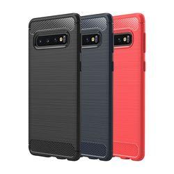 LG Q8 Q7 Q6플러스 카본 젤리 케이스 (P137)