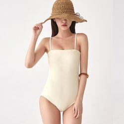 alight one shoulder bikini
