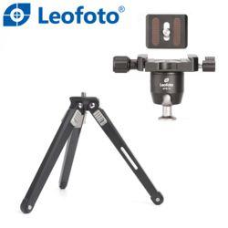 레오포토 MT-02 + MTB-19 미니삼각대 볼헤드 세트