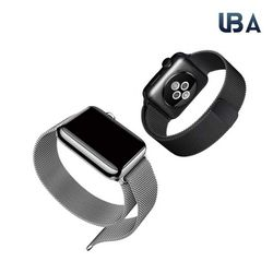 UB 애플워치 알루미늄 범퍼 스트랩 밴드 40mm 44mm