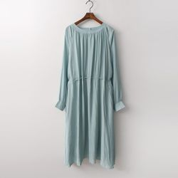 Angel Stitch Long Dress
