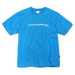 CORE T-SHIRT-BLUE