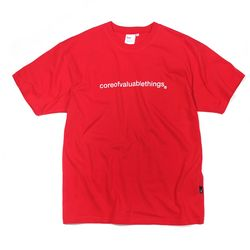 CORE T-SHIRT-RED