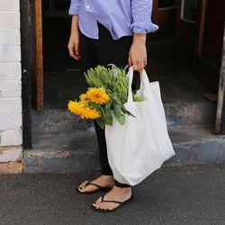 Meal Table Market Bag 1 Cotton (in Melbourne)