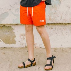 LAMC SHAPE SHORT PANTS (ORANGE)