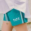 LAMC SHAPE SHORT PANTS (BLUEGREEN)