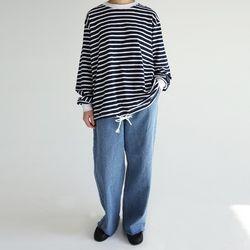 maxi vintage mood pants (2colors)