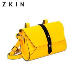 지킨 Harpy - Lemon Yellow 하피/카메라숄더함/ZKIN/P