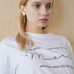 MERCI T (WHITE)