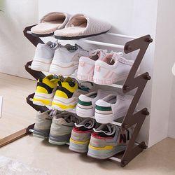 심플하고 실용적인 신발정리대