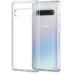 신지모루 갤럭시S10 5G 에어클로 투명 핸드폰 케이스