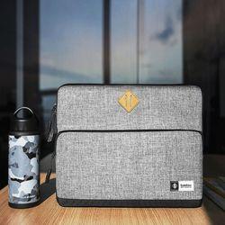 A20 맥북 서피스 노트북 슬리브 파우치 13인치-13.5인치 그레이