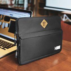 A20 맥북 서피스 노트북 슬리브 파우치 13인치-13.5인치 블랙