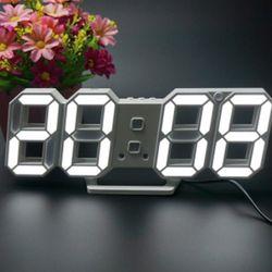 프리미엄 3D LED 시계