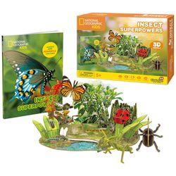 [DS0982h] 내셔널지오그래픽 곤충 왕국