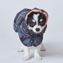 Camo Rain Coat - S M Size