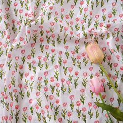 [Fabric] 핑크튤립 린넨 Pink Tulip Linen