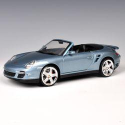 [모터맥스] 1:18 포르쉐 911 터보 카브리올레 (536M73183M.GY)