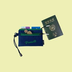 MAY GOOD TRIP WALLET PASSPORT