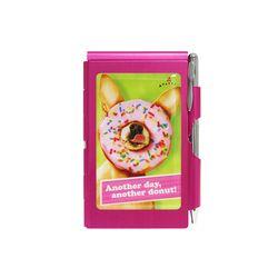 [Flip Notes] 플립노트 에폭시 Donut Dog 1506