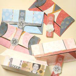 전통문양 선물봉투(랜덤)