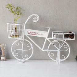 미엘르 가든 장식 자전거