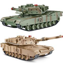 1:14 M1A2 에이브람스 [배틀 RC 탱크]
