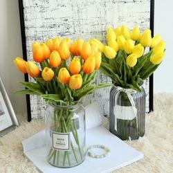 갓샵 망고 튤립 조화 꽃 6color